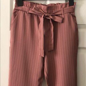 Charlotte Russe elastic waist dress pants